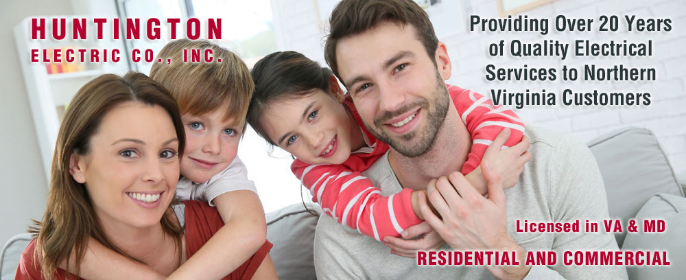 Providing over 20 years of quality electrical services to Northern Virginia customers